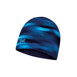 Microfiber Reversible Hat Shading Blue