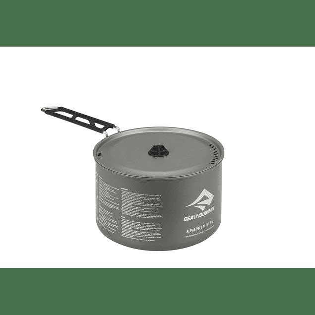 Alpha Pot 2.7 Litre - Storage Sack Included