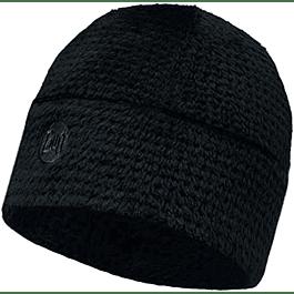 Gorro polar térmico BUFF Solid Graphite Black