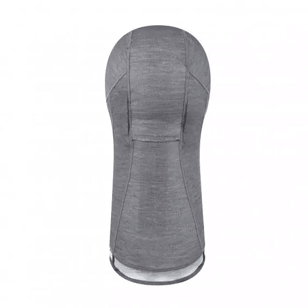 BUFF ThermoNet® Hinged Balaclava Solid Grey Htr