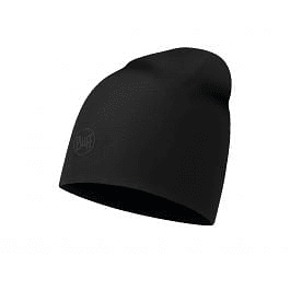 Gorro microfibra polar BUFF Solid Black