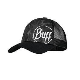 Jockey Jockey Buff Trucker Cap Ape-X Black