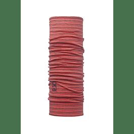 Merino Wool Coral Stripes