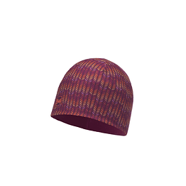 Microfiber & Polar Hat Junior Spike Deep Grape / Mardi Grape