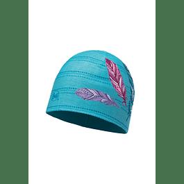 Microfiber & Polar Hat Junior Feathers Pool / Ocean
