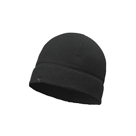 Kids Polar Hat Solid Black
