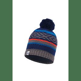 Knitted & Polar Hat Tipsy Blue Ink / Navy Primaloft
