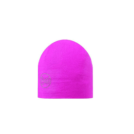 Microfiber 2 Layers Hat Solid Chic Magenta