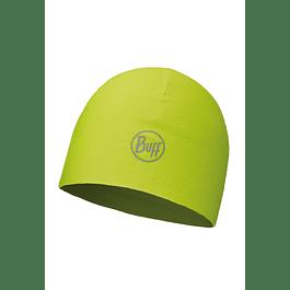 Microfiber Reversible Hat -Solid Yellow Fluor