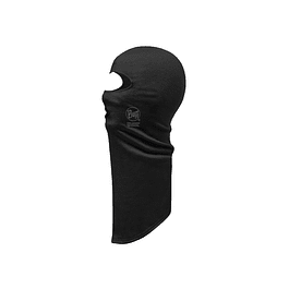 Balaclava Wool  Black