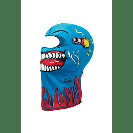 Balaclava Polar Patterned  Terrifying / Cru