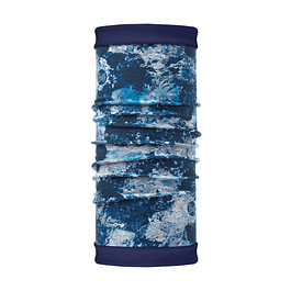 Reversible Polar Winter Garden Blue