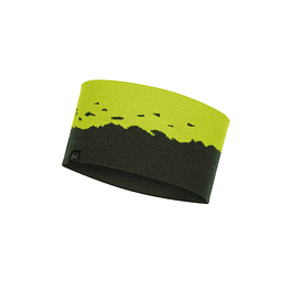 Knitted Headband Tove Citric