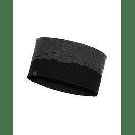 Knitted Headband Tove Black