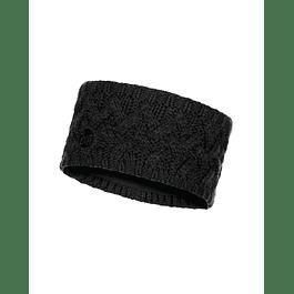 Knitted & Polar Headband Savva Black