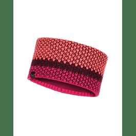 Knitted & Polar Headband Tilda Bright Pink