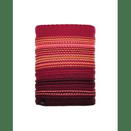 Knitted & Polar Neckwarmer Neper Bright Pink