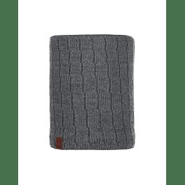 Knitted & Polar Neckwarmer Jeroen Grey
