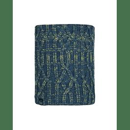 Knitted & Polar Neckwarmer Idun Denim