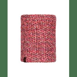 Knitted & Polar Neckwarmer Margo Flamingo Pink