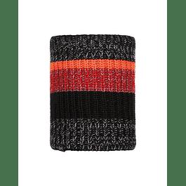 Knitted & Polar Neckwarmer Stig Black