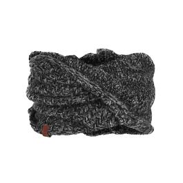 Knitted Wrap Agna Black