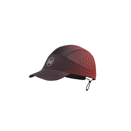 Pack Run Cap R-Equilateral Red