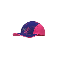 Run Cap Optical Pink