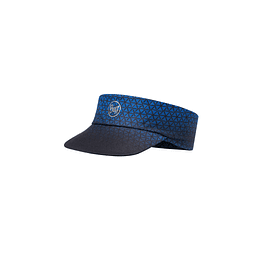 Pack Run Visor R-Equilateral Cape Blue