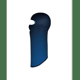 Microfiber Balaclava Drake Cape  Blue