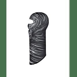 Microfiber Balaclava Tiger Grey