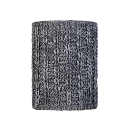 Knitted Neckwarmer Comfort Liv Pebble Grey