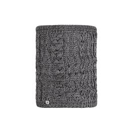 Knitted Neckwarmer Comfort Darla Grey Pewter