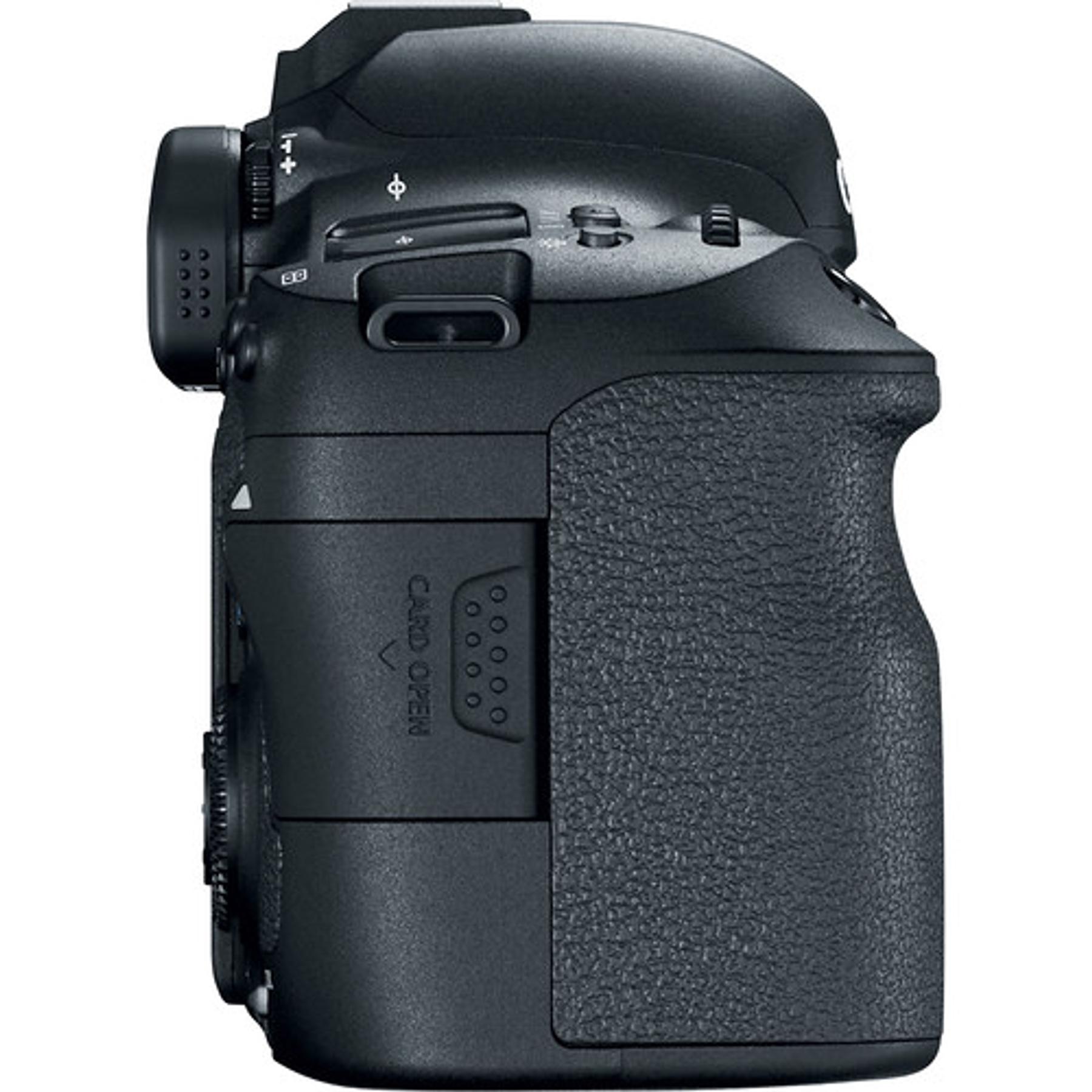 Canon EOS 6D Mark II DSLR CUERPO. CODIGO 1897C002