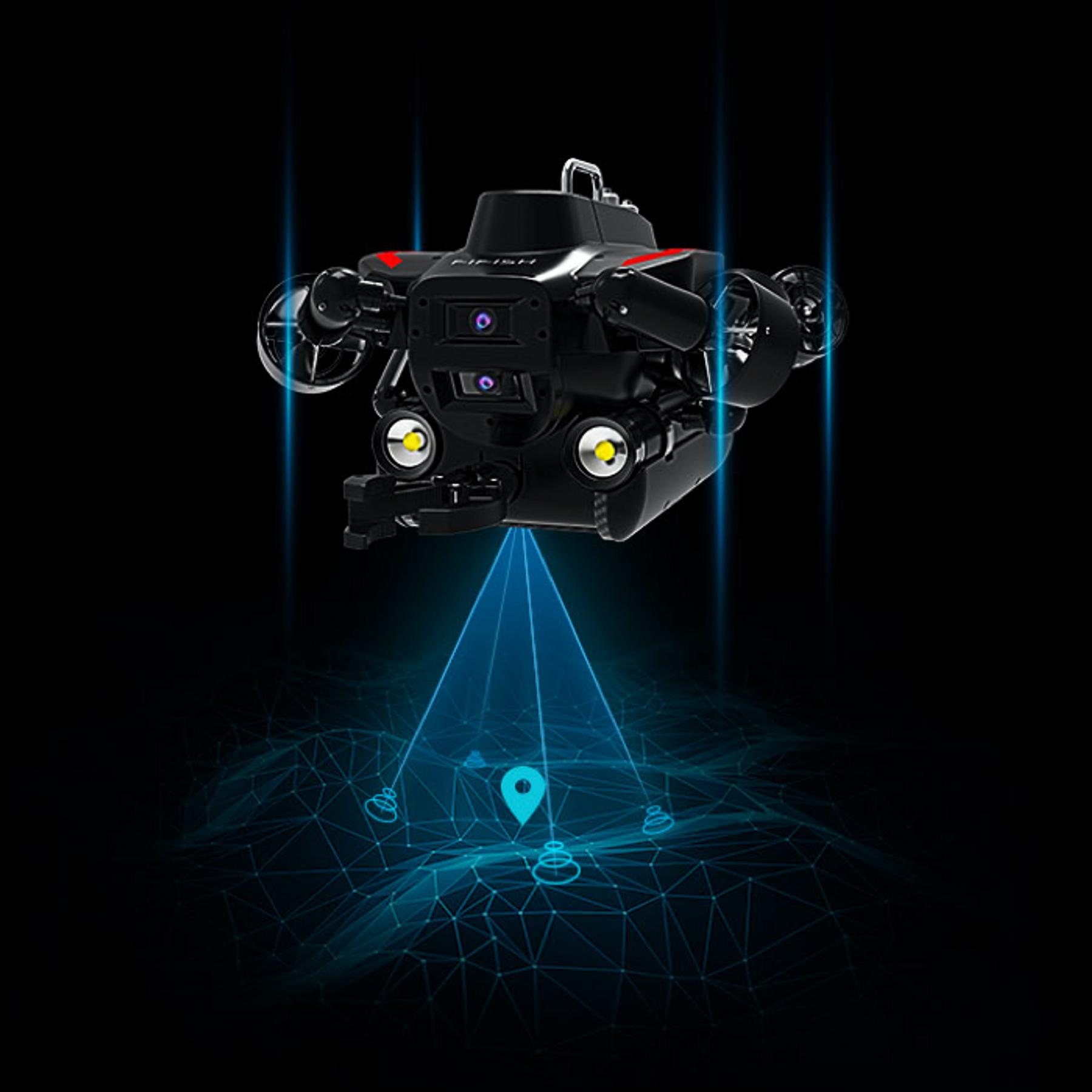 ROV (DRONE) QYSEA FIFISH PRO W6