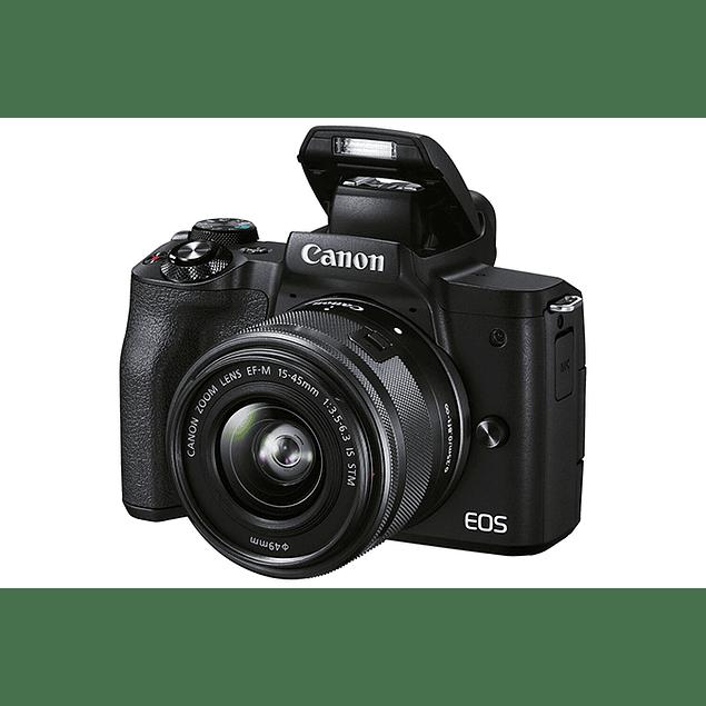 Camara EOS M50 MK IIBK