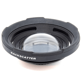 BACKSCATTER M52 81° DOMO GRAN ANGULAR PARA HOUSING OLYMPUS TG6