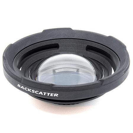 BACKSCATTER M52 81° DOMO GRAN ANGULAR PARA HOUSING OLYMPUS TG6
