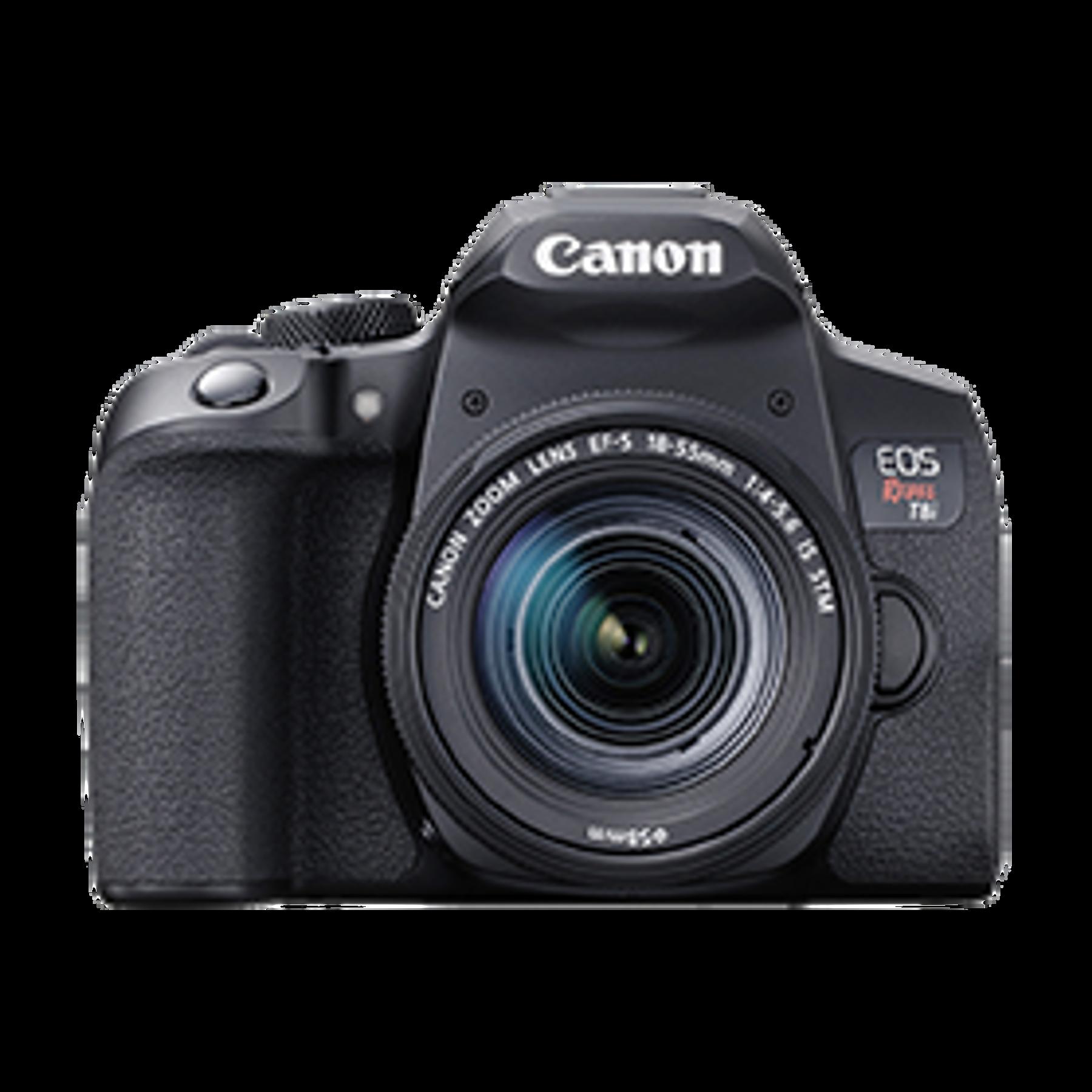 Cámara Canon EOS Rebel T8i DSLR Body