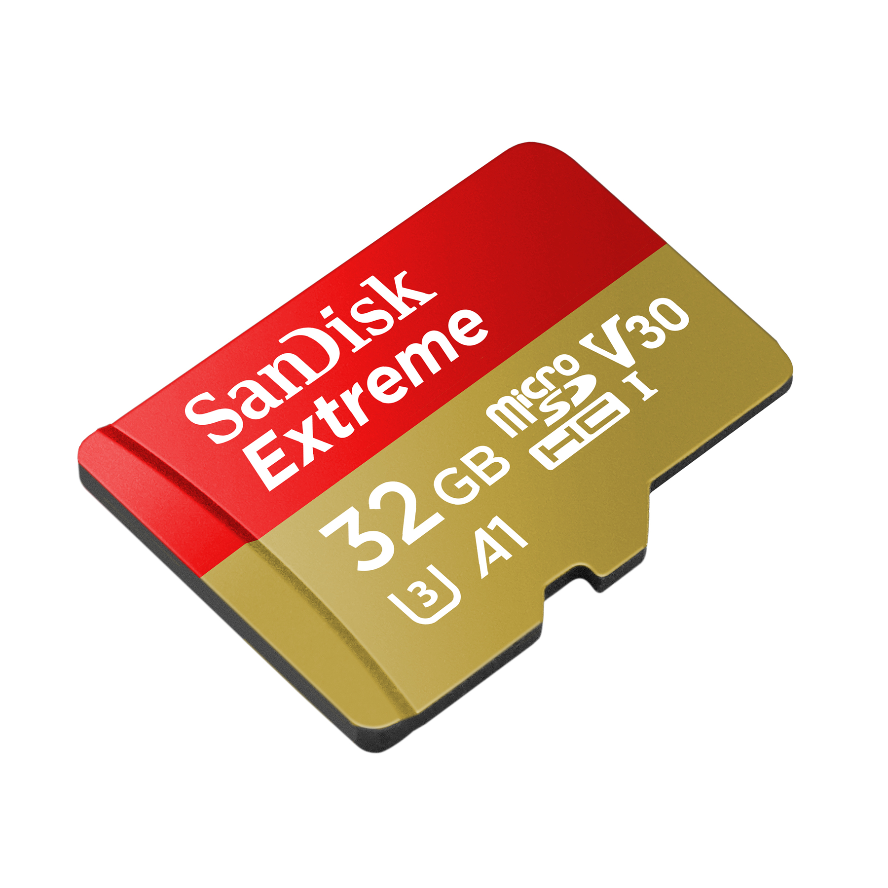 Memoria MicroSDHC 32GB Extreme UHS-I Clase 10, Lectura 100MBs, Escritura 60MBs
