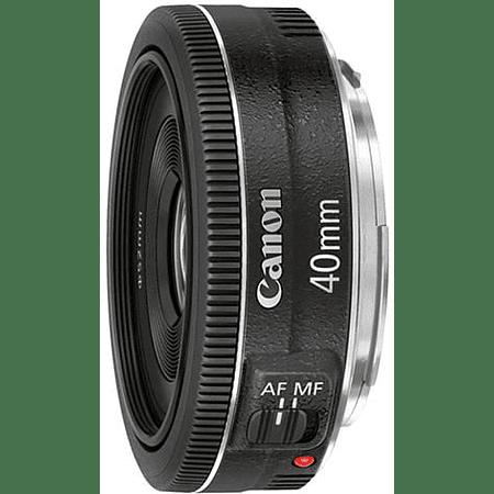 LENTE CANON EF 40MM F2.8MM