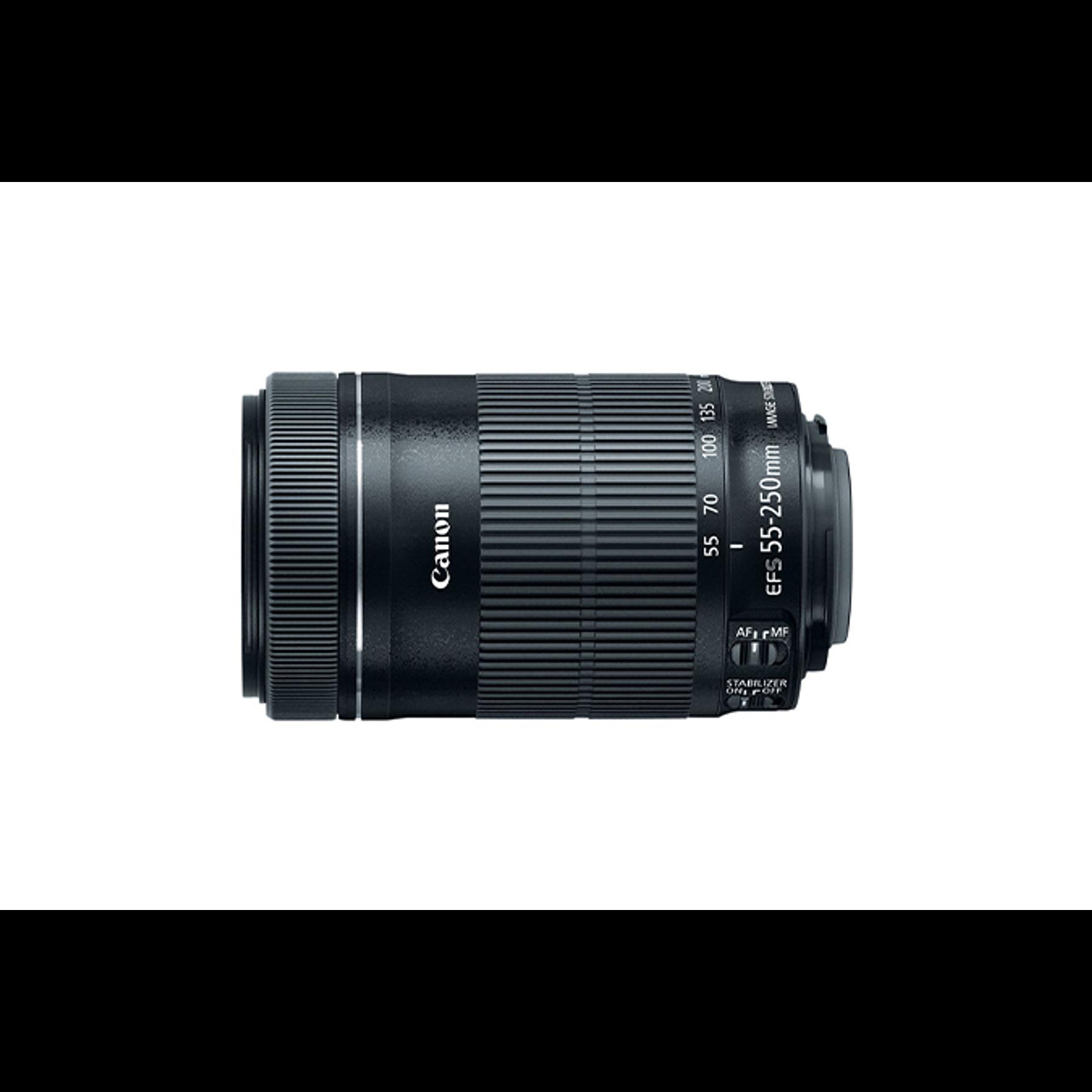 EF-S 55-250mm f4-5.6 IS STM