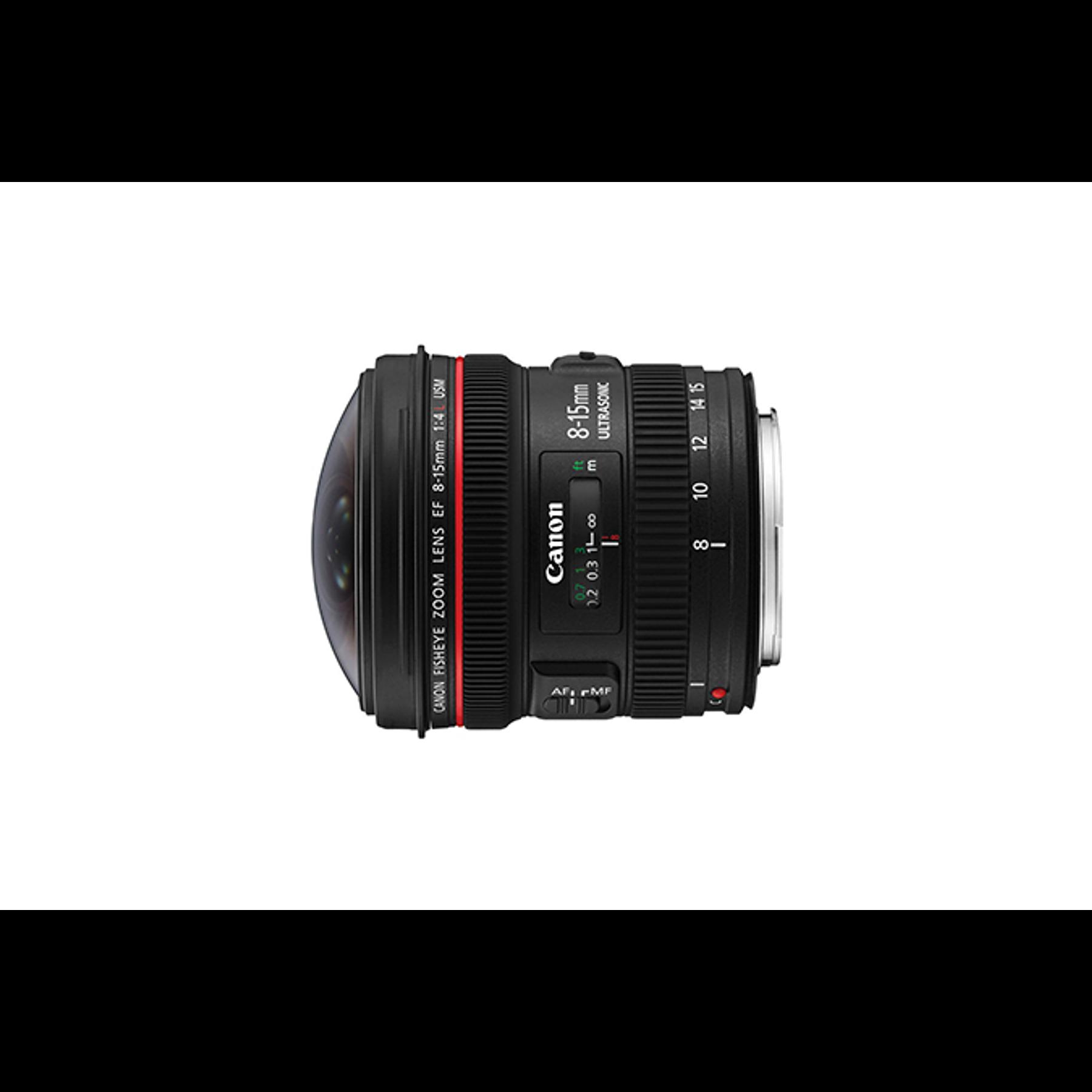 EF 8-15mm f4L Fisheye USM