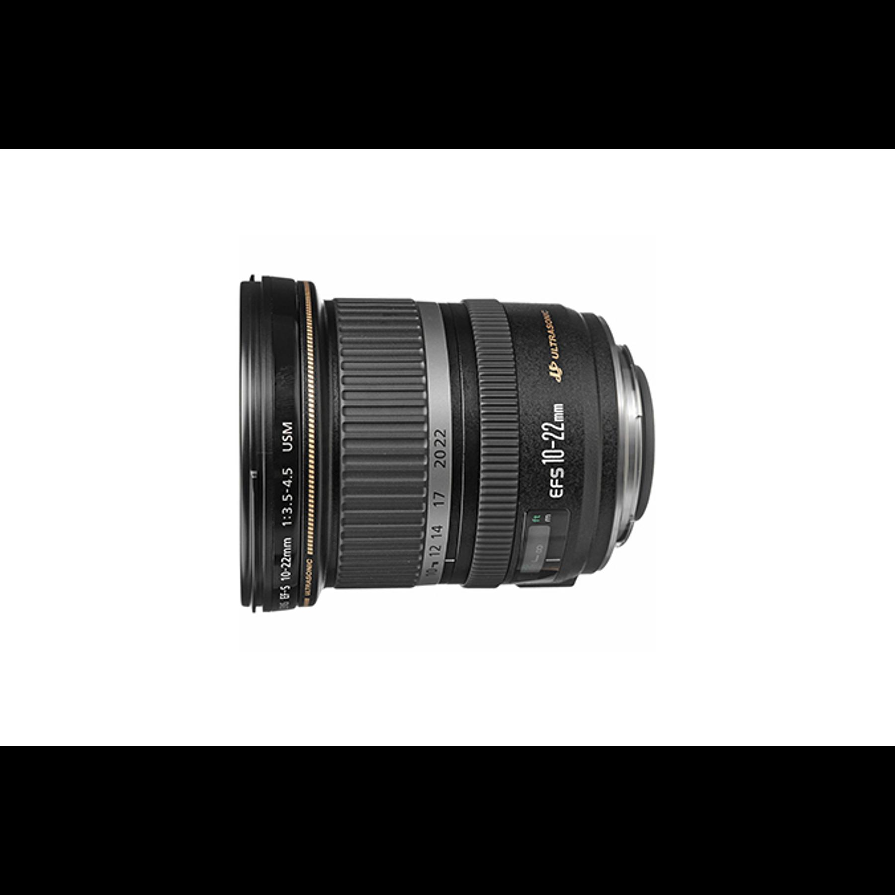 EF-S 10-22MM  F3.5/4.5 USM
