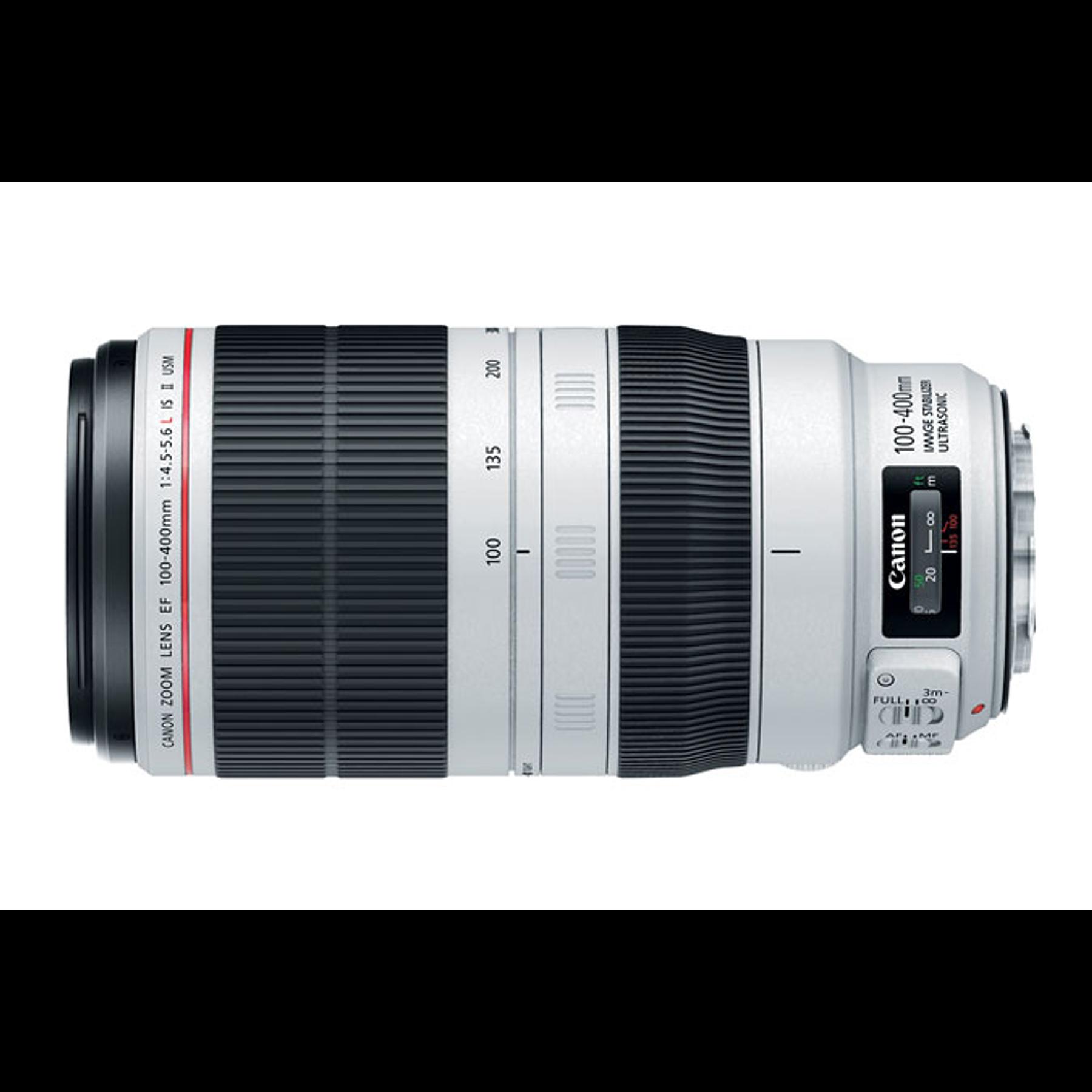 EF 100-400mm f4.5-5.6L IS II USM