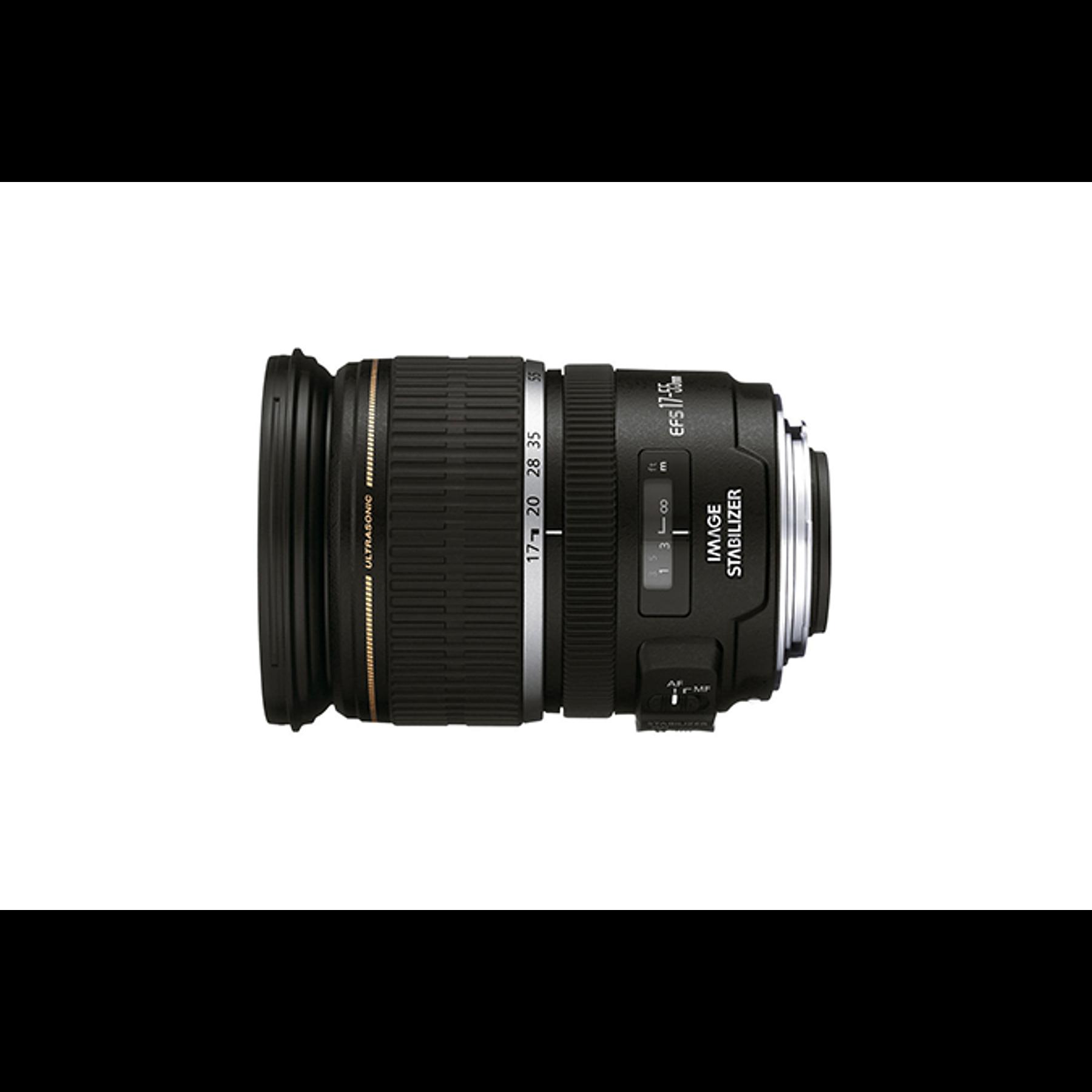 EF-S 17-55mm f2.8 IS USM