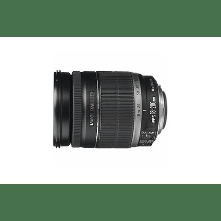 EF-S 18-200mm f3.5-5.6 IS