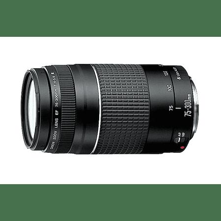 EF 75-300mm f4-5.6 III
