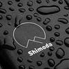 KIT MOCHILA SHIMODA ACTION X30 NEGRA CON INSERTO MEDIANO. CODIGO # 520-102