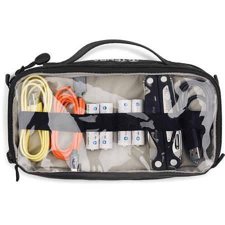 Tenba Cable Duo 4 Estuche para Cables (Gray/636-214)